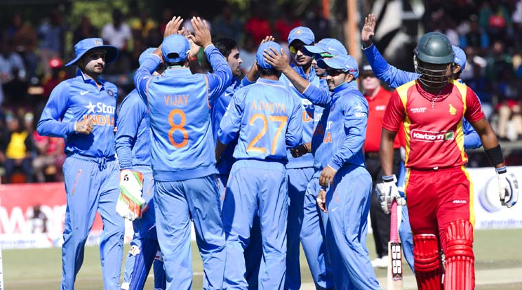 india win against zimbabwe