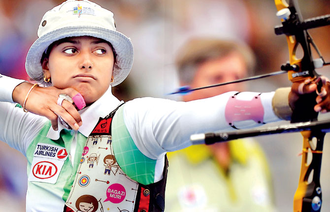 Deepika Kumari won silver medal in Archery World Cup Final