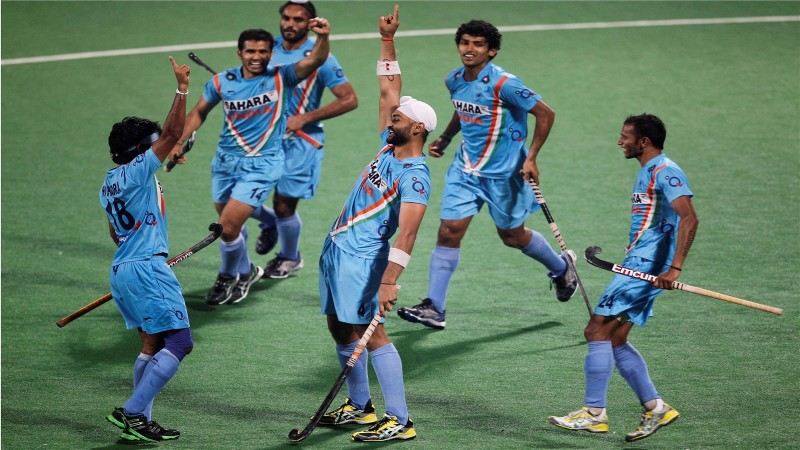 India won four-match Men_s Hockey Test series against New Zealand by 2-1 margin