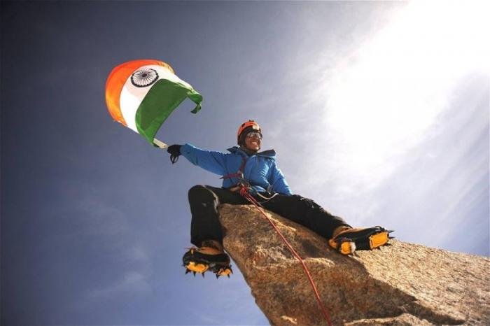 Indian mountaineers climbed an untouched mountain peak, named it after APJ Abdul Kalam