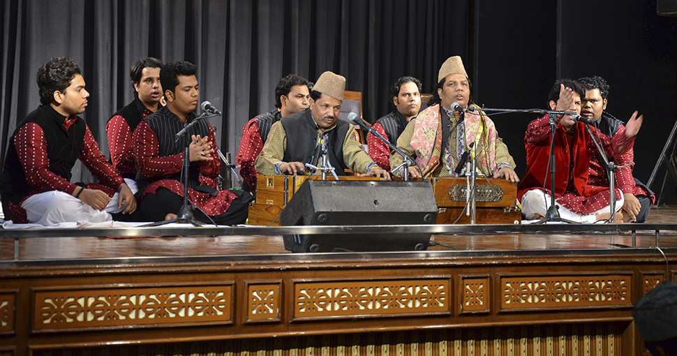 Delhi to host the first International Qawwali Festival 2016