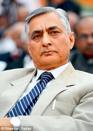 Justice T S Thakur appointed Chief Justice of India
