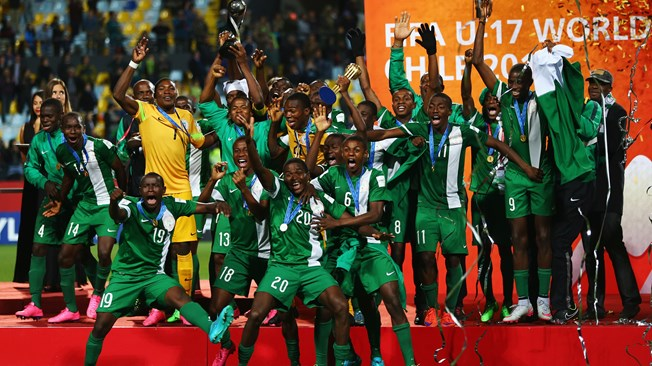 Nigeria won 2015 FIFA U-17 World Cup