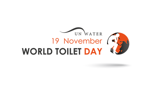 World Toilet Day observed on 19 November with the theme Sanitation and Nutrition