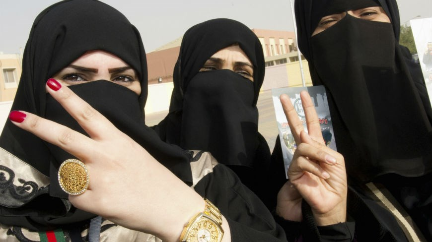 saudi-women-voteSaudi Arabia Women to Vote and Contest in Municipal Elections for the First time